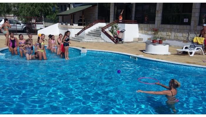 Детский и молодежный отдых в отеле «ВЕДРЕН» — КРАНЕВО