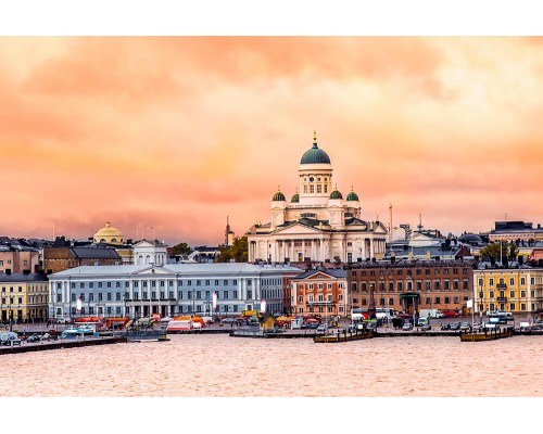 Три северные столицы: Таллин - Стокгольм – Хельсин...