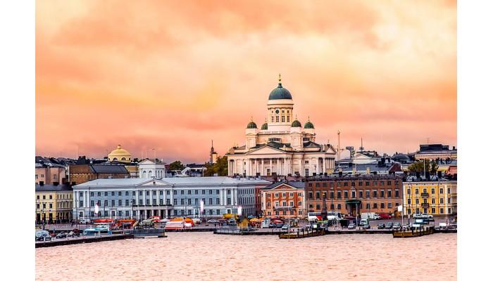 Три северные столицы: Таллин - Стокгольм – Хельсинки