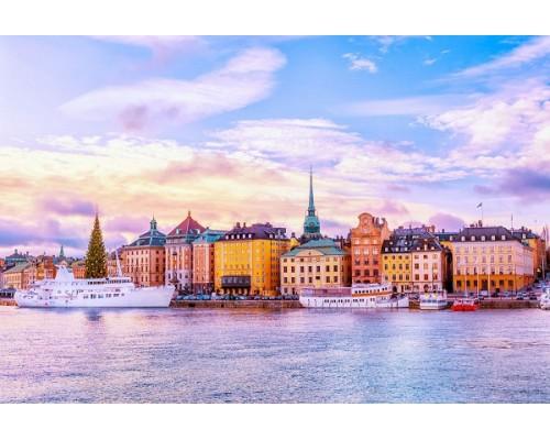 Стокгольм – Рига - Юрмала