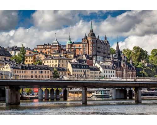Таллин - Стокгольм – Рига