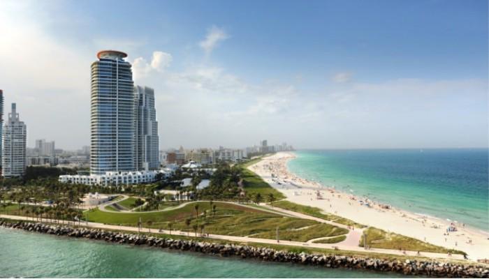 Отдых в Майами и круиз по Карибским островам
