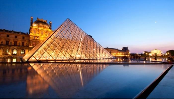 Французские каникулы + парки развлечений